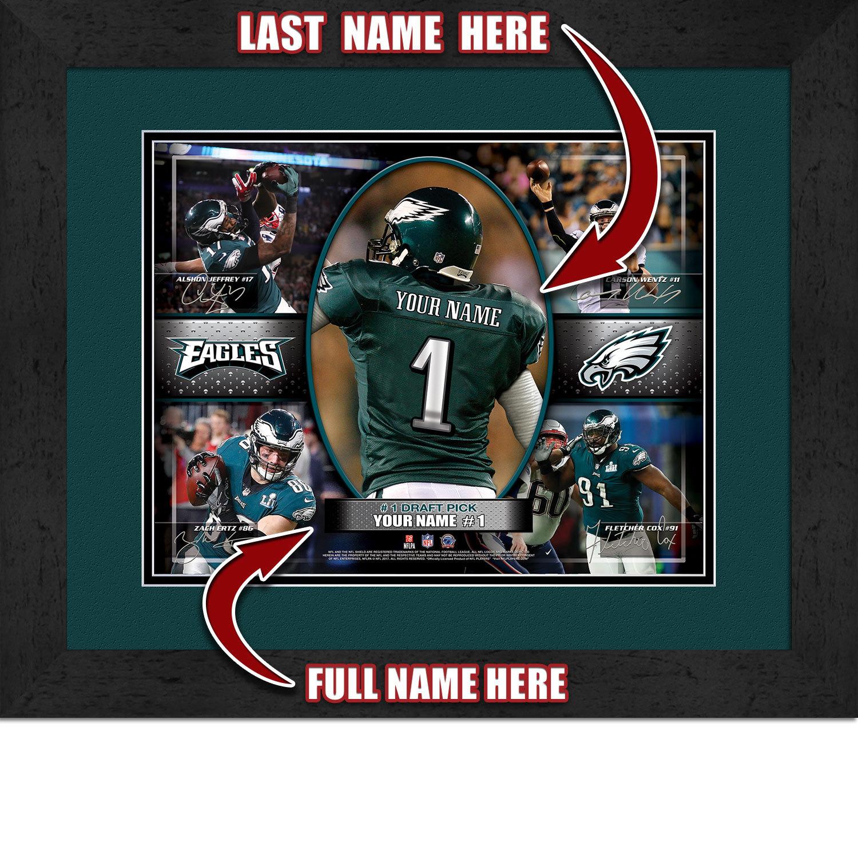 51e2a7fa8 Philadelphia Eagles Personalized