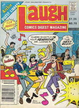 Laugh Digest Magazine #70 VF; Archie | save on shipping - details inside - $4.50
