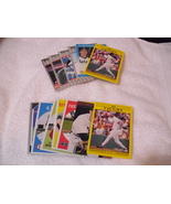 Major League baseball Trading Cards( Lot # 11) - $0.00