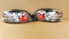 04-08 Mazda RX8 RX-8 SE3P Tail light Lamps Set Left & Right