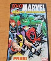 Son of Marvel Reading Chronology #1 (2009, Marvel) comic book - $7.49
