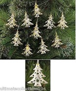 Christmas Tree String Lights Decor Holiday Mantle Battery Operated - $14.20