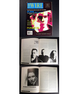 THE WIRE uk #93 JAH WOBBLE ERIC DOLPHY WIRE PUNK JAZZ - $14.99