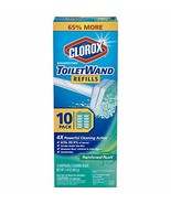 Clorox ToiletWand Disinfecting Refills, Disposable Wand Heads - Rainfore... - $14.30