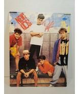 NKOTB New Kids On the Block School Folder 1991 GREAT CONDITION - $15.00