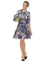 Zombie Suit, Small, Halloween Fancy Dress, Womens, UK 8-10 - $60.68