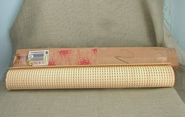 Seat caning material NOS Bold Loom Natural JC Penney Catalog 944-9455 (6... - $40.18