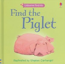 Find the Piglet (Usborne Find-Its) [Board book] Brooks, Felicity - £18.69 GBP