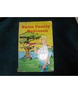 Swiss Family Robinson 1960 - $17.00