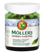 MÖLLER'S Omega-3 Extra, 76 Capsules - $39.99