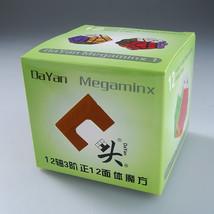 Dayan Megaminx 1 White 12-axis 3-rank Dodecahedron Magic Cube - $27.40