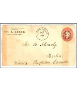 1883 South Euclid OH Defunct Post Office (DPO) ... - €8,92 EUR