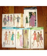 Lot 30 Vintage 1970s Teens Womens Sewing Patterns Simplicity McCalls But... - $14.99