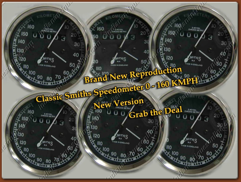 Repo Smiths Speedometer MPH~Wholesale Deal 4 Resellers