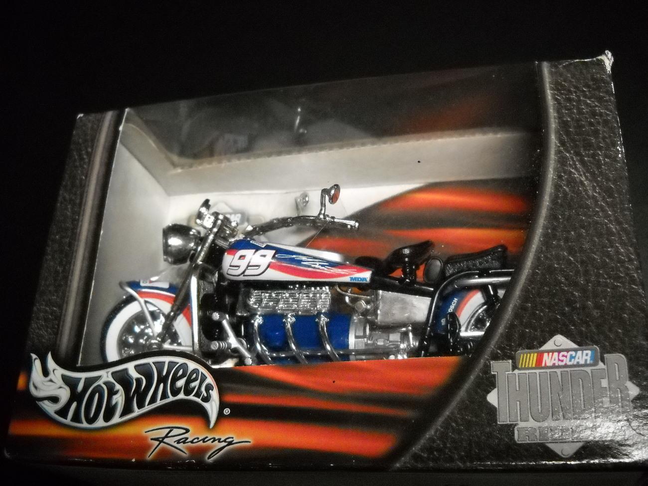 Hot Wheels Nascar Racing 2002 Thunder Rides Series Citgo 55731 Still Sealed Box