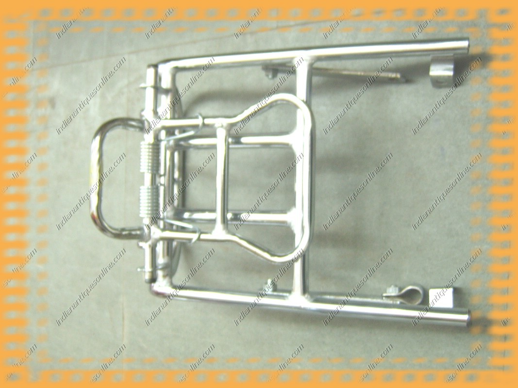 Rear Lagguage Carrier for Royal Enfield~Top Spring Load