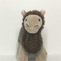 "Ganz Webkinz Curly Camel HM658 Plush Stuffed Animal Beanie 9"" Tall No Code - $14.84"