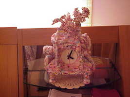 Clo  clock  pclock pink thumb200