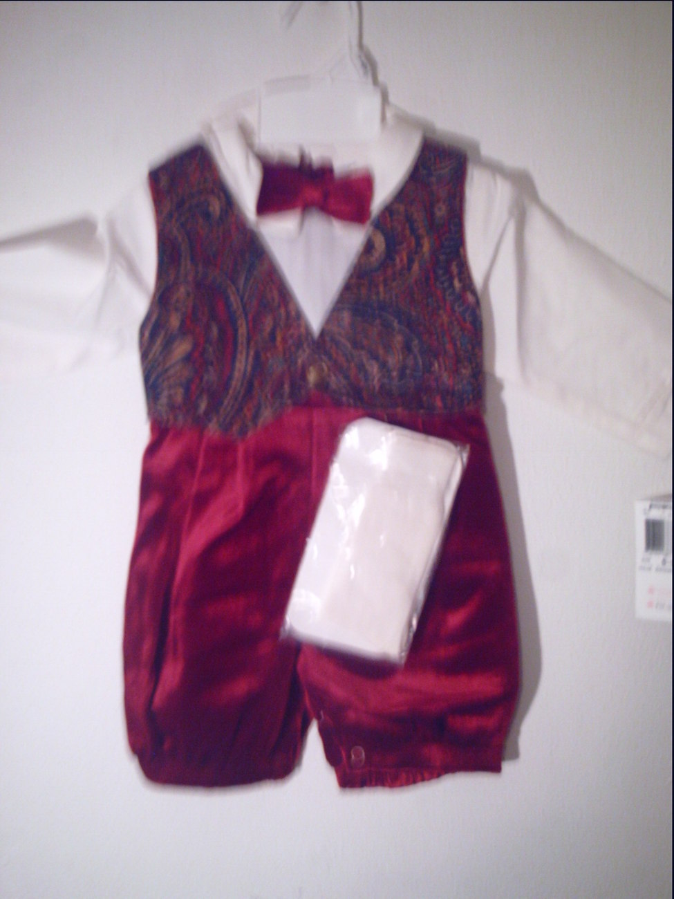 Good Lad Boy's Outfit Size 6/9 Month - $14.99