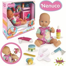 Nenuco Pain Of Throat Doll with Baby Set Accessories For Hacerle The Rev... - $264.26