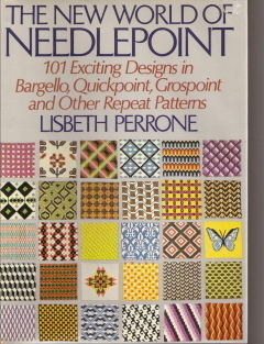 The New World of Needlepoint Lisbeth Perrone 101 Exciting