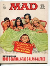 Mad-Magazine-#137-Sept-1970-Mort Drucker-Don Martin-David Berg - $44.14