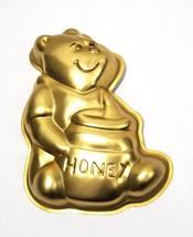 1976 Wilton #3005-203 Vintage Official Disney Winnie the Pooh Aluminium ... - $14.99