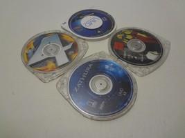Lot of 4 Playstation PSP UMD  Movies Fantastic Four Big Daddy Zathura Br... - $9.89