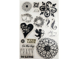 All My Love Clear Stamp Set