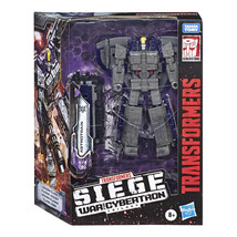 Transformers Siege War For Cybertron Astrotrain Leader Class Action Figure - $73.00