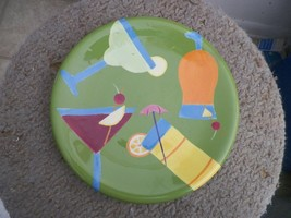 Sonoma salad plate (Paradise Green) 1 available - $3.12