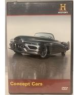 Modern Marvels: Concept Cars (DVD, 2002) - $30.97
