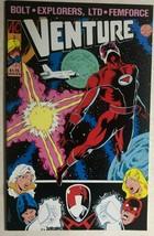 Venture #2 (1986) Ac Comics Color FINE- - $12.86