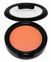 MAC Powder Blush Fard a Joues MODERN MANDARIN Matte  Discontinued .21oz ... - $31.68