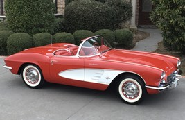 1961 Fuel Injected Corvette For Sale In Heath, TX 75032 image 1