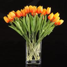 ZOOYOO 6Pcs/Box Heart-Shaped Rose Soap Flowers Romantic - $15.95