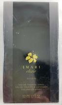 Sealed Avon Imari Elixir Eau De Toilette Womens Perfume Spray 1.7 fl oz - $14.84