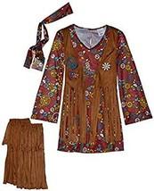 Fun World Costumes Child Peace & Love Hippie Costume Medium (8-10) - $29.43