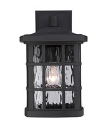 Stonington 1-Light Outdoor in Mystic Black - $139.99