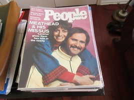 Meathead & His Missus  , People Magazine , 3/22/76 , Ken Kesey , Phoebe ... - $29.70