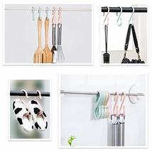 ZRM&E 3PCS Multifunction S Shape Hook Hanger for Home Kitchen Bathroom Bedroom S image 3