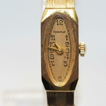 Vintage Caravelle Mechanical Analog Ladies Watch - $19.79
