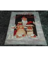 Santa Claus Sampler Book 5 by Elaine Thompson - $12.99