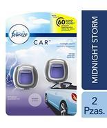 Febreze 2 mL (0.06 FL OZ) Car Vent Clips Air Freshener and Odor Eliminat... - $9.75