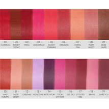 Matte Lipsticks Waterproof Lip Sticks Long Lasting Pencil Cosmetic Lips Makeup image 10