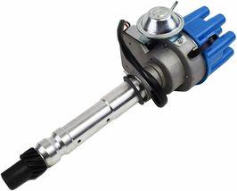 Chevy GM SBC BBC R2R Complete Distributor 283 305 307 327 350 400 396 427 Blue image 6