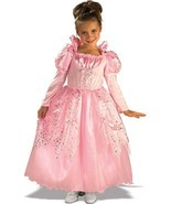 Posh Pink Fairy Tale Sleeping Beauty Princess Aurora Gown/Dress Costume,... - $26.99