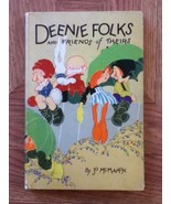 Deenie Folks and Friends of Theirs book McMahon Jo - $84.00