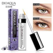 Long BIOAQUA Cosmetics Nourish Eyelash Growth Liquid Curling Eyelash Thi... - $4.49