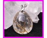Green tourmaline   gold rutilated quartz pendant 2 thumb155 crop